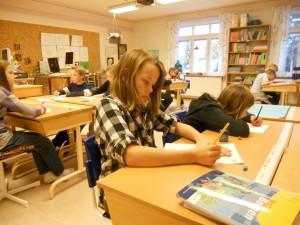 amanda klassrum